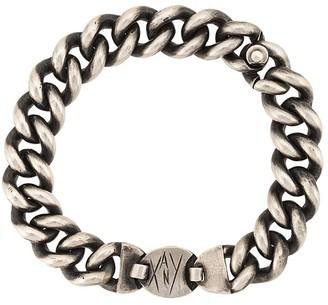 Werkstatt:Munchen faceted chain bracelet