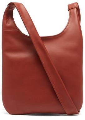 Gabriel For Sach - Mila Xs Leather Cross-body Bag - Burgundy