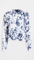 Thumbnail for your product : Bassike Cropped Double Jersey Sweatshirt