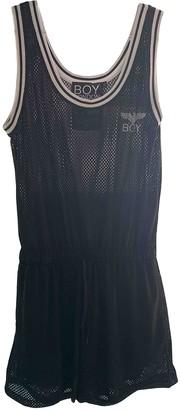 Boy London Black Jumpsuit for Women