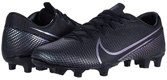 Nike Mercurial Vapor 13 Academy FG/MG (Black/Black) Cleated Shoes