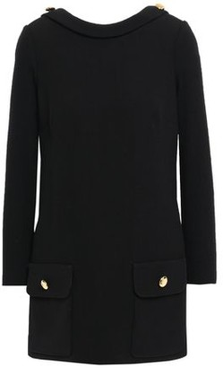 Dolce & Gabbana Button-embellished Knitted Top