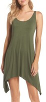 Lucky Brand Women's Take Cover Cover-Up Dress