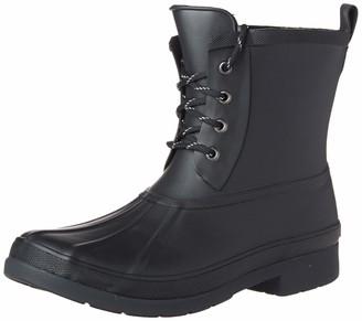 Chooka Women's Eastlake Rain Duck Combat Boot