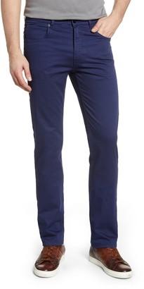 Bugatchi Solid Slim Straight Pants