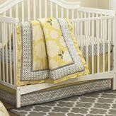 The Peanut Shell Stella Crib Sheet