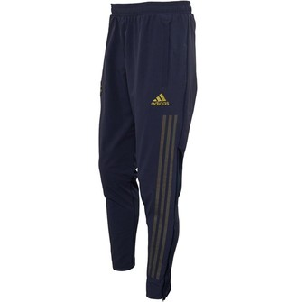 adidas Mens MUFC Manchester United Ultimate Training Tracksuit Bottoms Night Navy