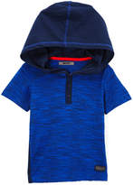 DKNY Surf the Web Cooper Hooded Tee - Boys