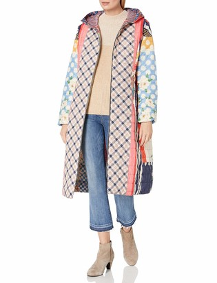 Johnny Was Women's Reversible Printed Parka