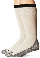 Dickies Men's 2 Pack Cotton Thermal Boot Crew Socks