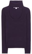 Diane von Furstenberg Gracey Wool And Cashmere Turtleneck Sweater