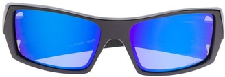 Oakley Gascan mirrored sunglasses