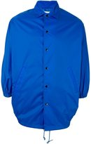Comme des Garcons poncho jacket - unisex - Nylon/Polyester - XS