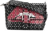 RED Valentino lips shoulder bag
