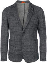 Barena fitted woven suit jacket