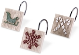 Avanti Holiday Words Bath Accessories Collection