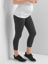 Gap Maternity Pure Body low-rise capri leggings