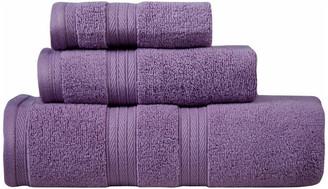 Home Weavers Inc. Waterford Cotton Towel Set of 3, Premium Cotton & Luxury Towels Sets,