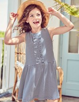 Boden Jersey Ruffle Dress