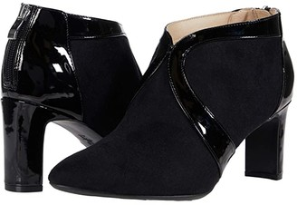 LifeStride Glamour (Black) Women's Shoes