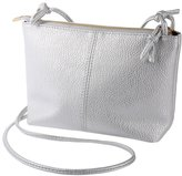 YFShine Women Crossbody Leather Bag Vintage Solid Color Zipper Multi Functional Shoulder Messenger Cross Body Bag for Ladies