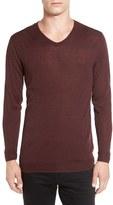 John Varvatos Men's V-Neck Sweater