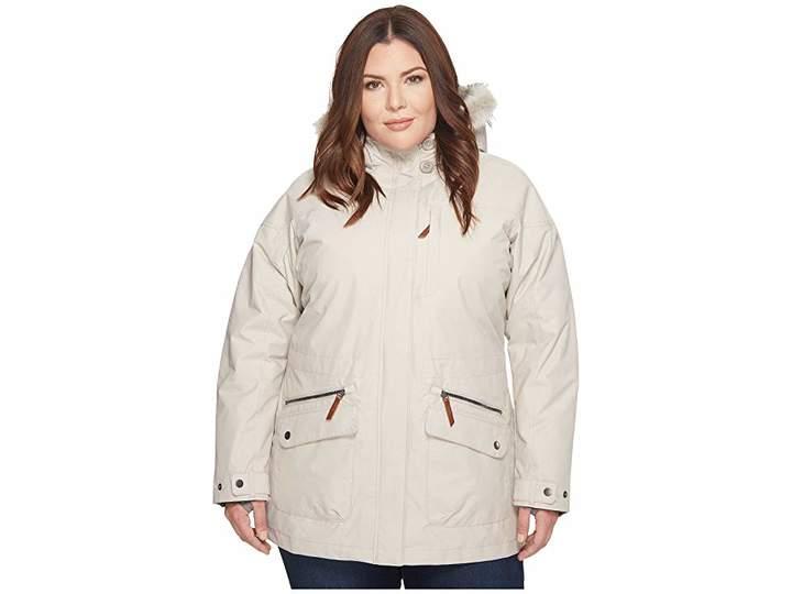 Columbia Plus Size Carson Pass IC Jacket Women's Coat
