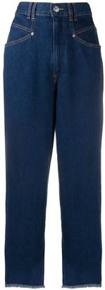 Isabel Marant High-Rise Mom Jeans