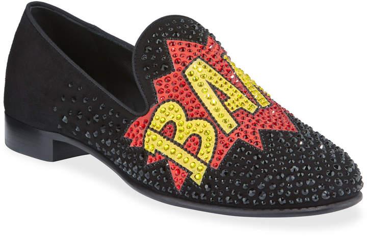 54ddd5c6b Giuseppe Zanotti Men's Slippers - ShopStyle