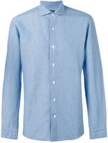Barba buttoned shirt - men - Cotton - 40