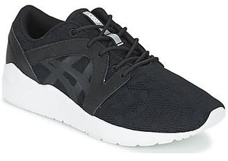 Asics GEL-LYTE KOMACHI W women's Shoes (Trainers) in Black