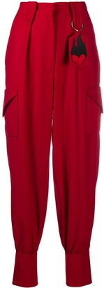 Atu Body Couture Key Charm Tapered Trousers