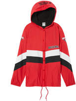 PINK The Ohio State University Sherpa-lined Coaches Jacket