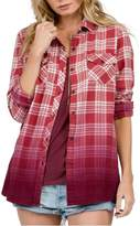 Volcom Sano Dayz Plaid Top