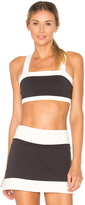 Beyond Yoga x Kate Spade Blocked Frame Bra