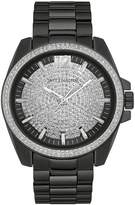 Wittnauer Wn3057 Men's Strainless steel Black Bracelet Band Dial Watch