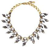 Erickson Beamon Milky Way Crystal Chain Necklace