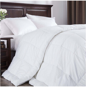 St.James Home St. James Home Puredown Dobby Dot Lightweight Down Alternative Comforter