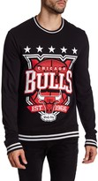 Mighty Fine Bulls Star Crest Pullover