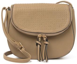Emperia Studded Tassel Crossbody Bag
