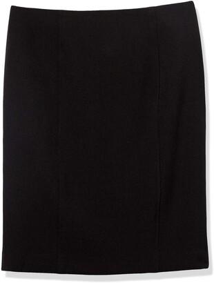 Kasper Women's Petite Seamed Skirt