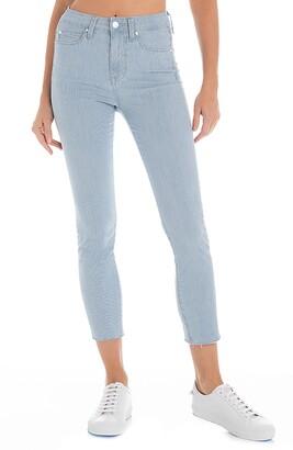 Fidelity Gwen Crop Skinny Jeans