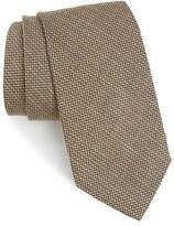 David Donahue Men's Textured Tie