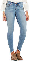 William Rast Fray Hem Perfect Skinny Jeans