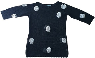 Chantal Thomass Black Cotton Knitwear for Women