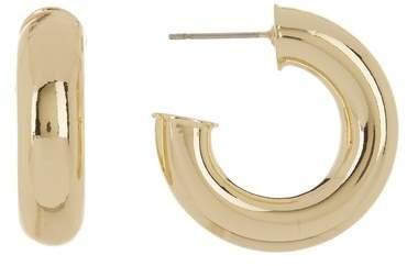 40ff36729ae70 25mm Tube Hoop Earrings