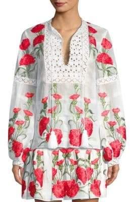 Alexis Dorit Floral Top