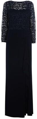 Lauren Ralph Lauren Occasion Teige Long Sleeve Dress