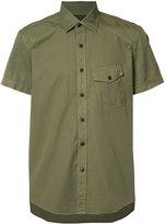 Belstaff shortsleeved shirt - men - Cotton - S