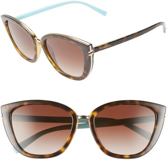Tiffany & Co. T 55mm Sunglasses